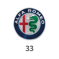 Katalysator Alfa Romeo 33