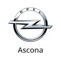 Krümmer Opel Ascona