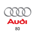 Katalysator Audi 80