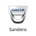 Katalysator Dacia Sandero