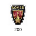 Katalysator Rover 200