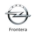 Katalysator Opel Frontera