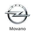 Katalysator Opel Movano