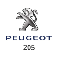 Katalysator Peugeot 205