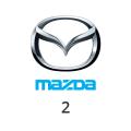 Abgasrohr Mazda 2