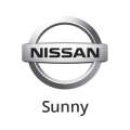 Abgasrohr Nissan Sunny
