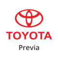 Abgasrohr Toyota Previa