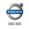 Abgasrohr Volvo 340-360