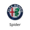 Abgasrohr Alfa Romeo Spider