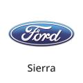 Abgasrohr Ford Sierra