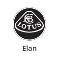 Abgasrohr Lotus Elan