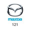 Abgasrohr Mazda 121
