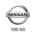 Abgasrohr Nissan 100 NX