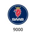 Abgasrohr Saab 9000