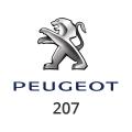 Abgasrohr Peugeot 207