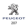 Partikelfilter Peugeot 207