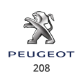 Partikelfilter Peugeot 208