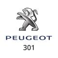 Partikelfilter Peugeot 301