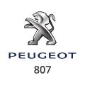 Partikelfilter Peugeot 807