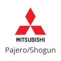 Partikelfilter Mitsubishi Pajero