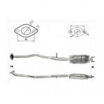 Katalysator Ford Escort Hyundai Atos [210050]