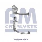 Partikelfilter Ford C-MAX Focus Mazda 3 Volvo C30 S40 S80 V50 V70 [BM11005HP]