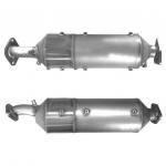 Partikelfilter Hyundai Santa Fe [611559]