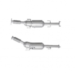 Partikelfilter Nissan Juke [611634]