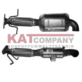 Katalysator Ford C-MAX Focus Galaxy Mondeo S-MAX Volvo C30 C70 S40 V50 [452370]