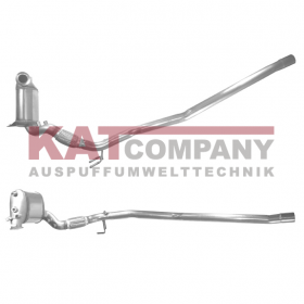 Partikelfilter Audi A3 [611152]