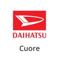 Katalysator Daihatsu Cuore