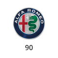 Krümmer Alfa Romeo 90