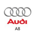 Abgasrohr Audi A8