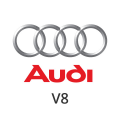 Katalysator Audi V8