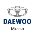 Katalysator Daewoo Musso