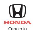 Katalysator Honda Concerto