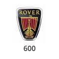 Katalysator Rover 600