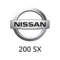 Katalysator Nissan 200 SX