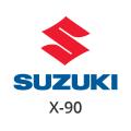 Katalysator Suzuki X-90