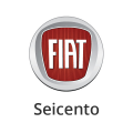 Abgasrohr Fiat Seicento