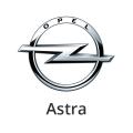 Abgasrohr Opel Astra