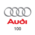 Abgasrohr Audi 100