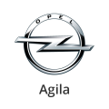 Abgasrohr Opel Agila