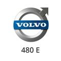 Abgasrohr Volvo 480 E