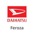 Abgasrohr Daihatsu Feroza