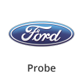 Abgasrohr Ford USA Probe