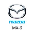 Abgasrohr Mazda MX-6