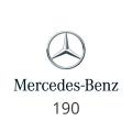 Abgasrohr Mercedes-Benz 190
