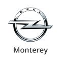 Abgasrohr Opel Monterey