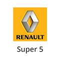 Abgasrohr Renault Super 5